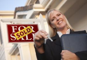 Single women buying homes